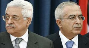 أزمة صامتة بين الرئيس وفياض بعد رفض الاخير حمل رسالة لنتنياهو