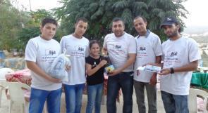 """كتلة """"نضال الطلبة"""" تطلق حملة لدعم صمود أهلنا في غزة"""