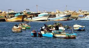 مساعدات قطرية لصيادي قطاع غزة