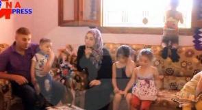 بالفيديو ... امرأة من غزة عمرها 21 عاما وأم  لـ 11 طفلا