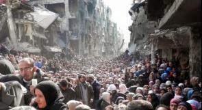 الرئيس في ذكرى النكبة: سنثبت إعادة فلسطين إلى خارطة الجغرافيا