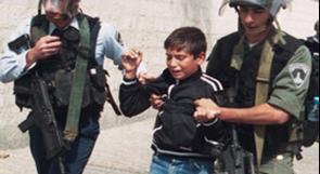 الاحتلال يعتقل طفلة وطفل بالقدس من تجمع تضامني مع عساف