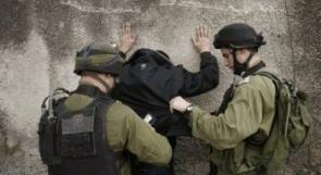 قوات الاحتلال تعتقل 12 مواطنًا من الضفة