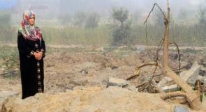 بالصور.. قصف 51 منزلاً في غزة منذ بدء العدوان الأخير