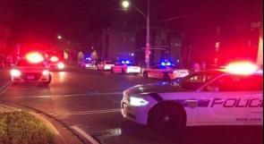 قتيل و5 جرحى بإطلاق نار جنوب شرقي كندا