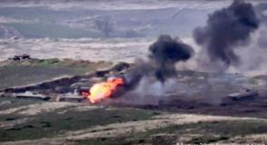 مقتل 16 جنديا أرمنياً وإصابة مئة آخرين في اشتباكات مع أذربيجان