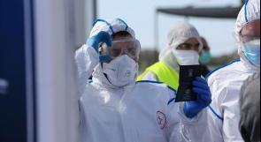 """6 وفيات و1817 إصابة جديدة بفيروس """"كورونا"""" في دولة الاحتلال"""