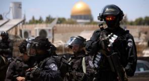 """الاحتلال يعتقل """"رشيد الرشق"""" بعد دهم منزله بالقدس القديمة"""