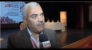 شعوان جبارين لوطن: حق تقرير المصير للشعب الفلسطيني لم يتحقق رغم إقراره منذ أكثر من 70 عاماً