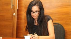 """نادية حرحش تطلق كتابها """"نساء القدس"""" في متحف محمود درويش"""