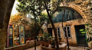 البلدة القديمة في نابلس