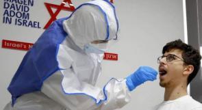 صحة الاحتلال: 34 وفاة و8 آلاف إصابة جديدة بفايروس كورونا