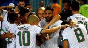 ركلات الجزاء تحسم تأهل الجزائر لنصف نهائي أمم أفريقيا
