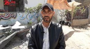 يوسف الشاهد على مجزرة أطفاله يطالب عبر وطن المجتمع الدولي بالتحقيق في استهداف الاطفال