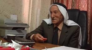 """خاص لـ""""وطن"""" بالفيديو .. """"أبو عجمية"""".. ينجح في الثانوية العامة بعدما اشتعل الرأس شيباً"""