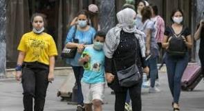 الأردن:27  وفاة و2489 إصابة جديدة بفيروس كورونا