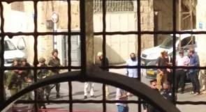 استشهاد شاب برصاص الاحتلال قرب الحرم الابراهيمي