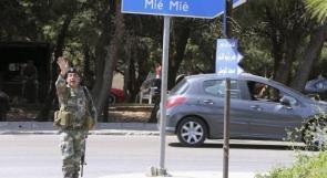 لبنان | اتفاق على وقف اطلاق نار فوري في مخيم المية ومية