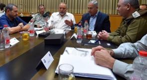 الكابينت يجتمع اليوم لبحث التصعيد مع قطاع غزة