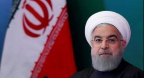 الرئيس الإيراني يذكر السعودية والإمارات بصدام حسين