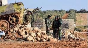 20 قتيلا بينهم 5 جنود امريكيين جراء تفجير في منبج شمالي سوريا