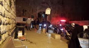 الاحتلال يبعد المقدسي نظام ابو رموز 6 ايام عن الاقصى