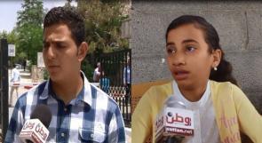 أطفال سماح يبكونها في غزة.. ومحمد بعيد عن أهله بالضفة.. إلى متى الاعتقال السياسي؟
