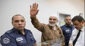 هذه وصية الشيخ صلاح بعد تمديد اعتقاله