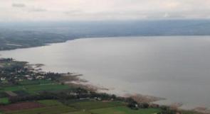 ملوحة مياه بحيرة طبرية تسجل أعلى نسبة من 50 عاما