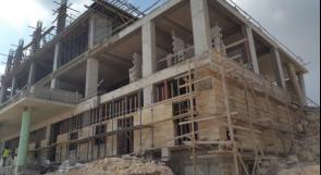 وزارة الصحة: تم بناء 40% من مستشفى دورا الحكومي