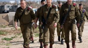 رئيس أركان جيش الاحتلال يجري جولة ميدانية في محيط غزة