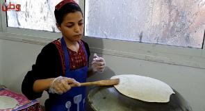 """""""مخبز البنات الستة"""".. قصة عائلة مكافحة من غزة!"""