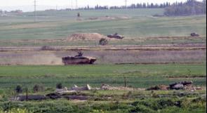 الاحتلال يستهدف المزارعين ورعاة الأغنام شرقي قطاع غزة