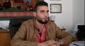"""خاص لـ""""وطن"""": بالفيديو.. غزة: """"الزنط"""" أسس شركته الخاصة وهو على مقاعد الدراسة"""