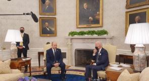 في لقاء لم يتجاوز 40 دقيقة فقط .. بايدن يتعهد أمام بينيت: إيران لن تحصل على سلاح نووي