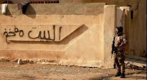إزالة 27 ألف لغم من الموصل