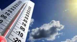 الطقس: أجواء شديدة الحرارة وأعلى من معدلها بـ 9 درجات