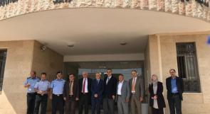 رئيس مجلس القضاء الاعلى: مدينة اريحا الصناعية الزراعية احد مؤشرات تجسيد الدولة الفلسطينة