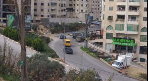 فيديو| مراسلنا: جيش الاحتلال يستنفر قواته في البيرة
