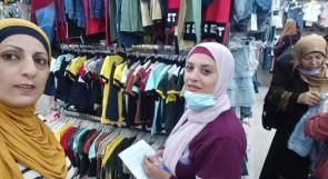 طولكرم   الاتحاد العام لنقابات عمال فلسطين ينظم جولة ميدانية في المحافظة
