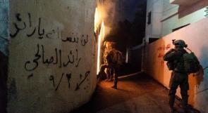الاحتلال يزعم تدمير مخرطة لصنع الأسلحة في مخيم الدهيشة
