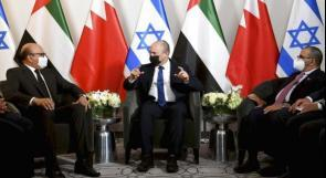 لبيد يزور البحرين الخميس ويفتتح سفارة الاحتلال في المنامة