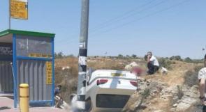 """إعلام عبري: المستوطن الذي أصيب في عملية """"غوش عتصيون"""" حالته حرجة"""