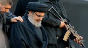 رئيس اركان جيش الاحتلال : نصرالله هدف مشروع للتصفية