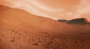 لغز انبعاث غازات على سطح المريخ