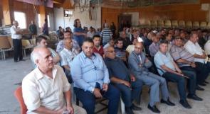انعقاد الملتقى الأول لإعادة إعمار مخيم اليرموك
