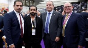 رئيس بورصة دبي للماس يشارك بمعرض للمجوهرات في دولة الاحتلال