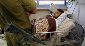 الاحتلال يمدد اعتقال الأسير المصاب زياد الشلالدة ونجله