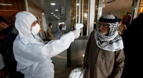 """6 وفيات و370 إصابة جديدة بـ""""كورونا"""" بالضفة وغزة"""