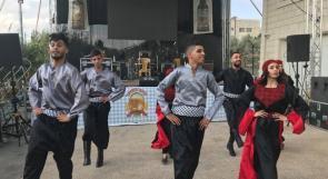 مهرجان اوكتوبرفيست في الطيبة حدث ثقافي فلسطيني بامتياز